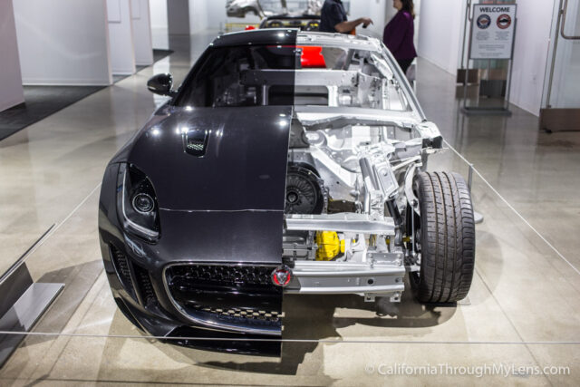 Petersen Auto Museum New-23