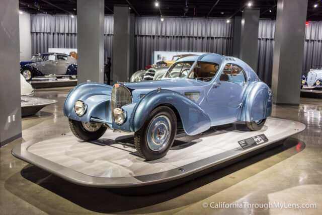 Petersen Auto Museum New-24