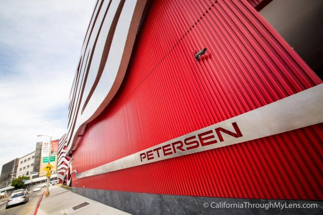 Petersen Auto Museum New-25