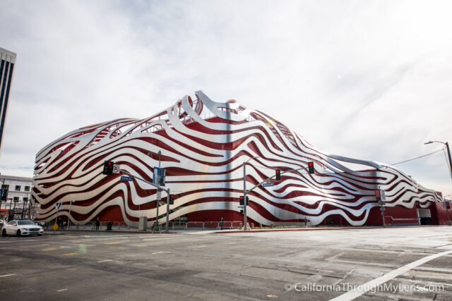 Petersen Auto Museum New-26