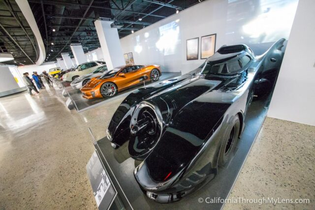 Petersen Auto Museum New-3