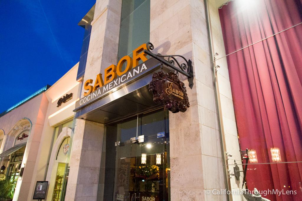Sabor Cocina Mexicana In Thousand Oaks California