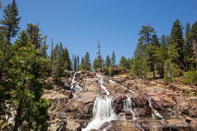 Glen Alpine Falls-1