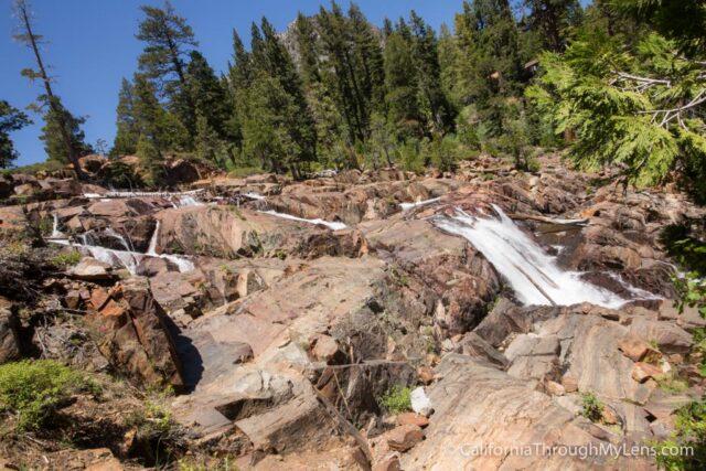 Glen Alpine Falls-11
