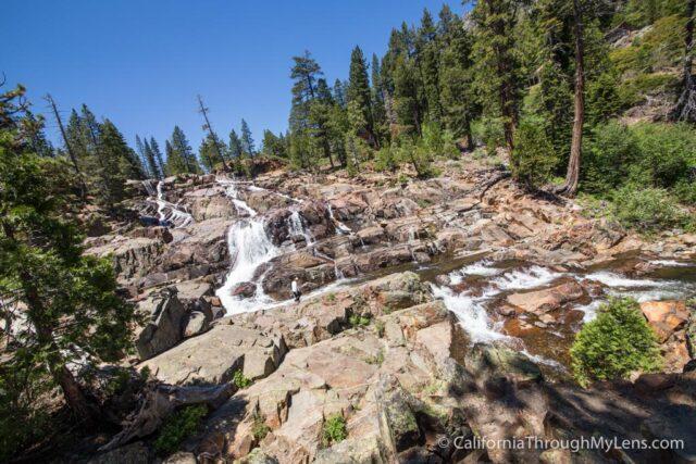 Glen Alpine Falls-2