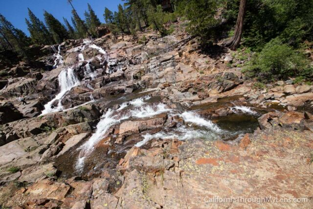 Glen Alpine Falls-5