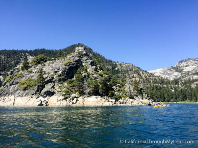Kayaking to Fannette Island-16