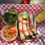 Moe's Original BBQ: Smoked Meats & Amazing Views in Lake Tahoe