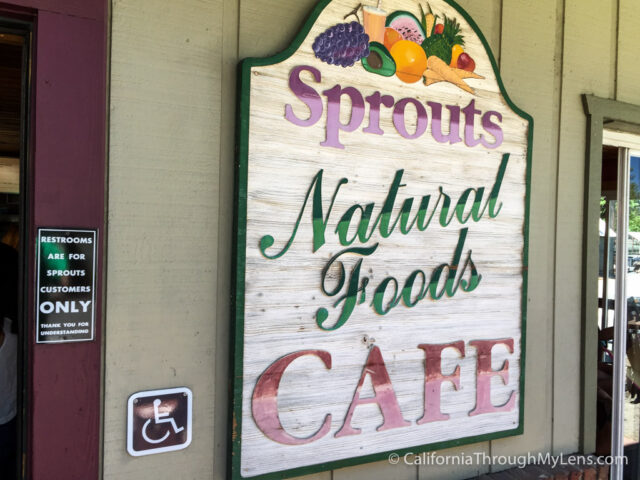 Sprouts Natural Foods Cafe Hours