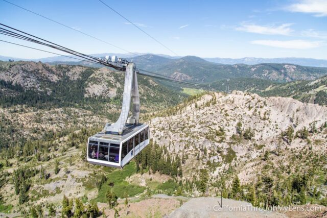 Squaw Valley Tram-10