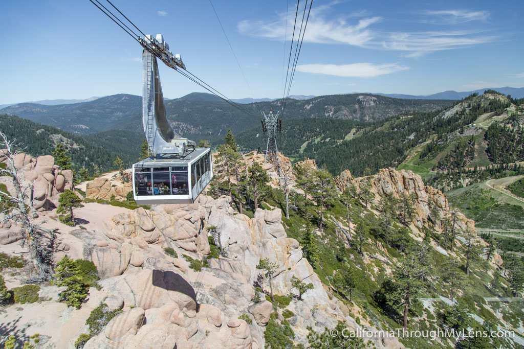 Squaw Valley Aerial Tram To High Camp California Through My Lens