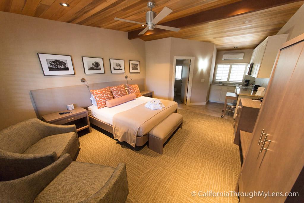 Calistoga Spa Hot Springs Hotel Review California