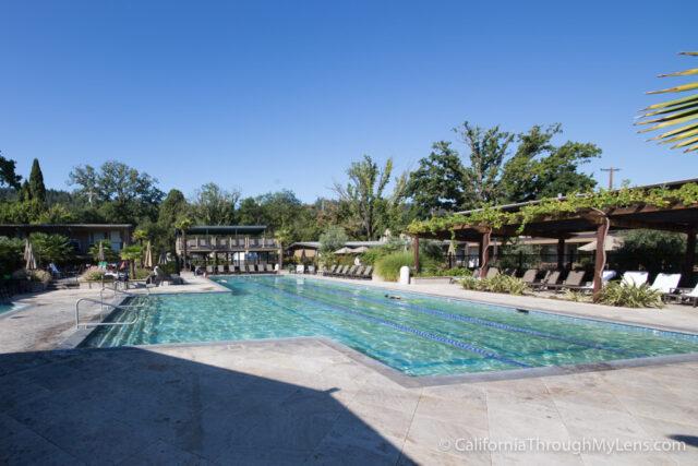 Calistoga Hot Springs Pool-2