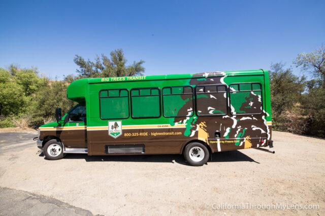Kings Canyon Shuttle-1