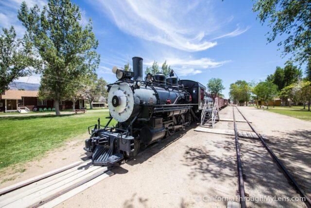 Laws Railroad Museum-17