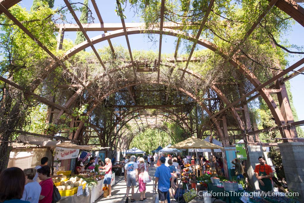 Best Food Farmers Market La