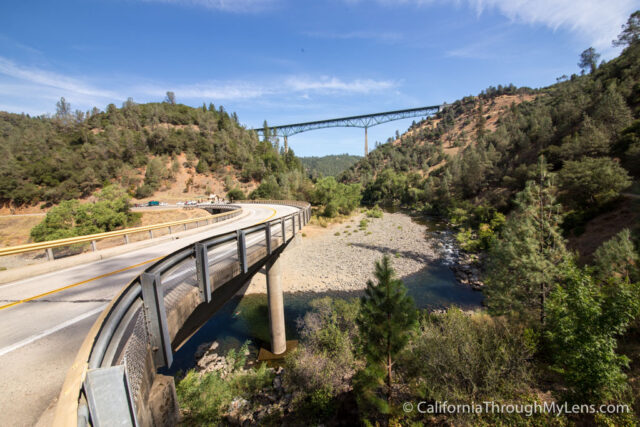 Foresthill Bridge-1