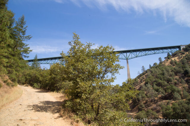 Foresthill Bridge-2