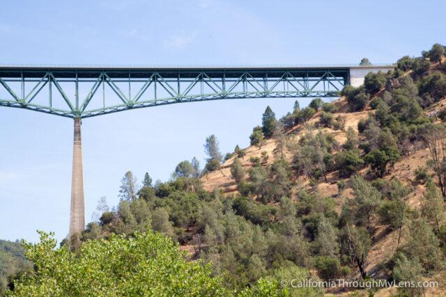 Foresthill Bridge-3