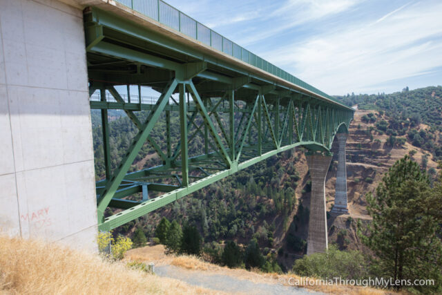 Foresthill Bridge-6
