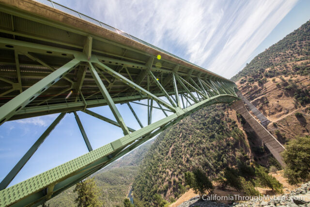 Foresthill Bridge-8