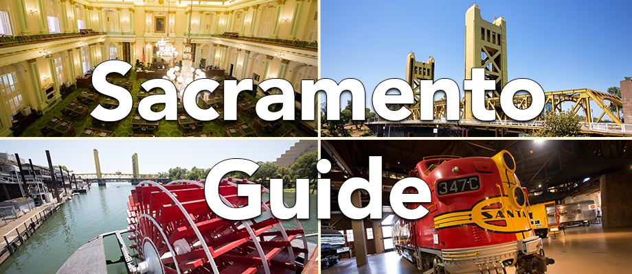 5422: Museum Map and Guide in Sacramento, California ...