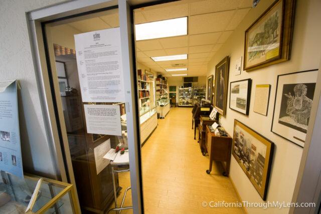 Sierra Valley Museum of Medical History in Sacramento