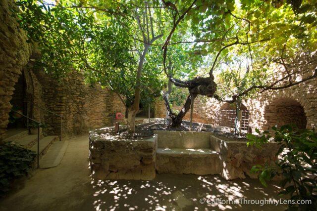 forestiere underground gardens-13