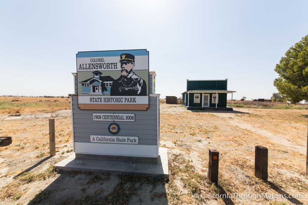 Colonel Allensworth State Historic Park California