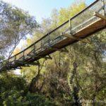 Arroyo Grande Swinging Bridge