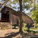 Honey Run Covered Bridge in Chico