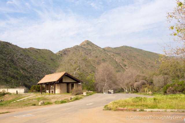 Point Mugu California Map.Point Mugu State Park Sycamore Canyon Scenic Trail Hike