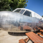 Richard's Lunchbox: Eating in a Plane in Tulare