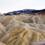 Zabraski's Point: One of the Best Sunset Views in Death Valley