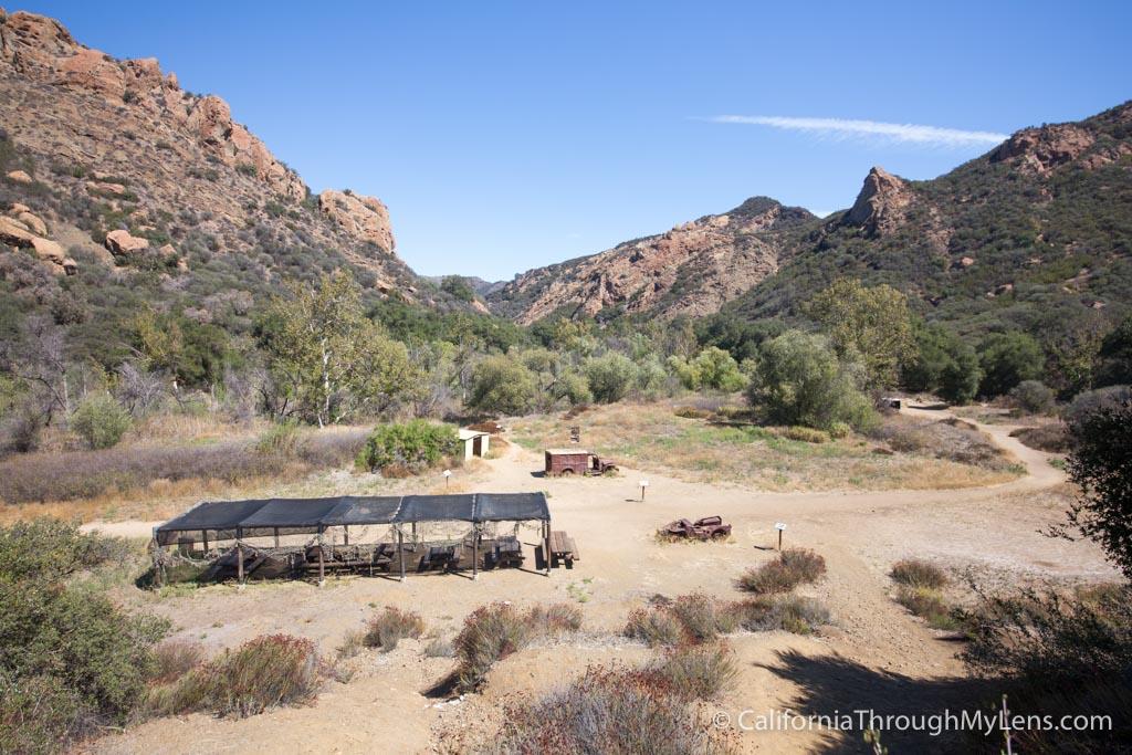 Mash Tv Location Hike In Malibu Creek State Park