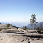 Beetle Rock in Sequoia National Park