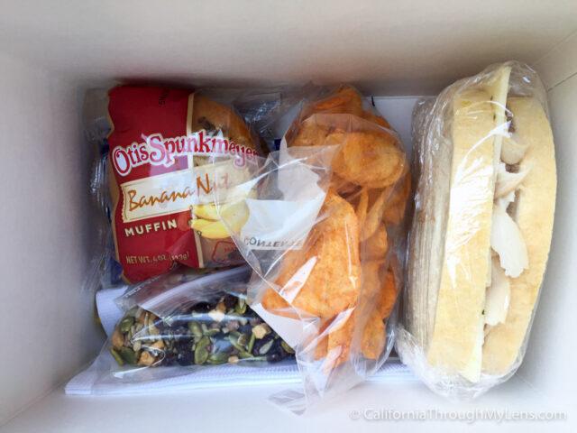 John muir Lodge food-3
