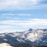 Little Baldy Dome Trail in Sequoia National Park