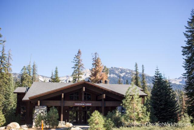 Wuksachi Lodge Exterior-1