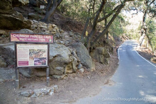 Chumash Painted Cave-1