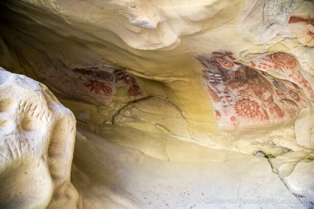 Chumash Painted Cave-5