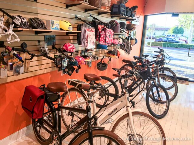 Pedego Electric Bike Tour-15