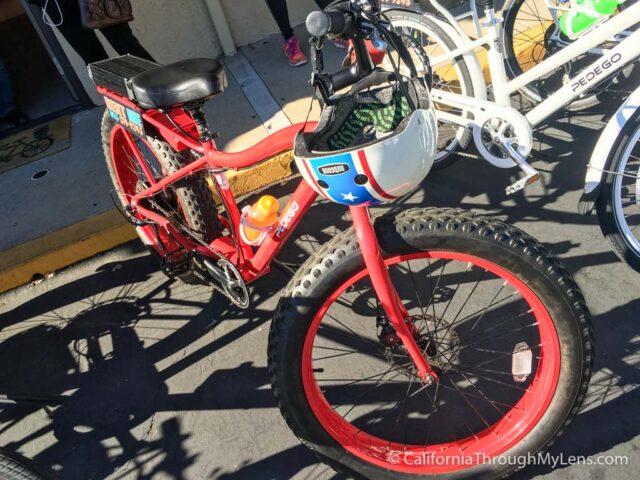 Pedego Electric Bike Tour-8