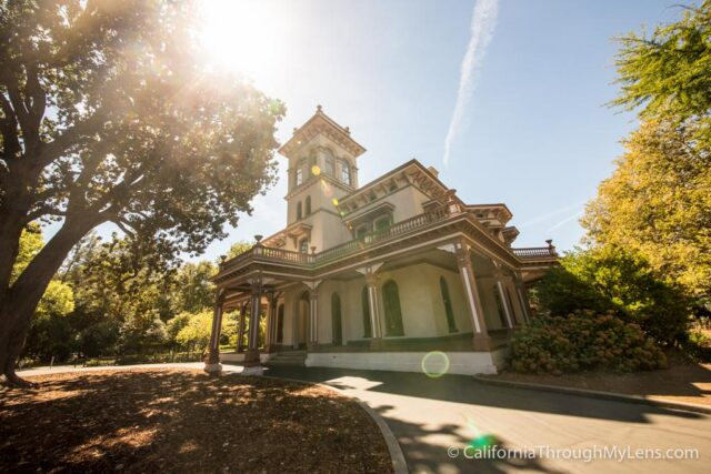 Bidwell Mansion State Park-1