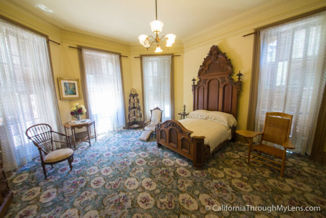 Bidwell Mansion State Historic Park In Chico California Through My Lens