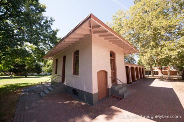 Bidwell Mansion State Park-19