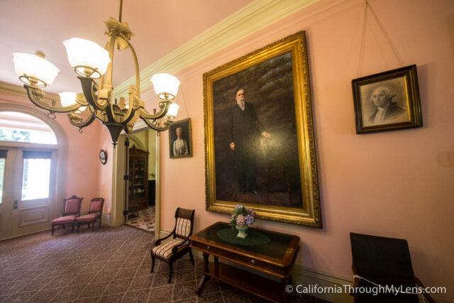 Bidwell Mansion State Park-3