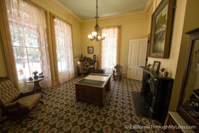 Bidwell Mansion State Park-4