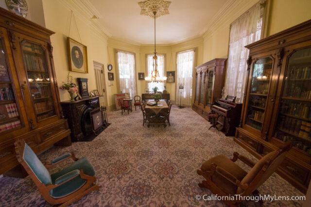 Bidwell Mansion State Park-6