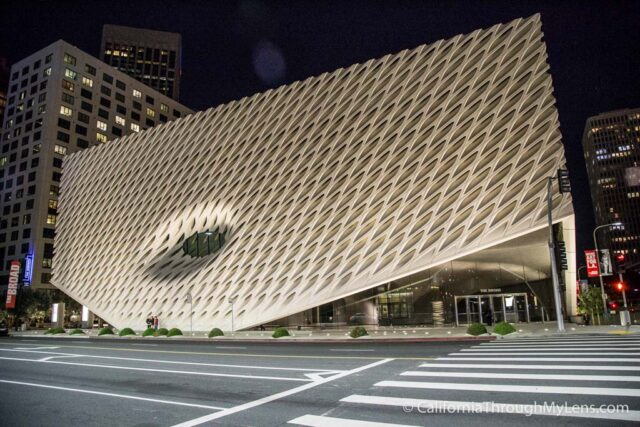 Broad Museum Night-1